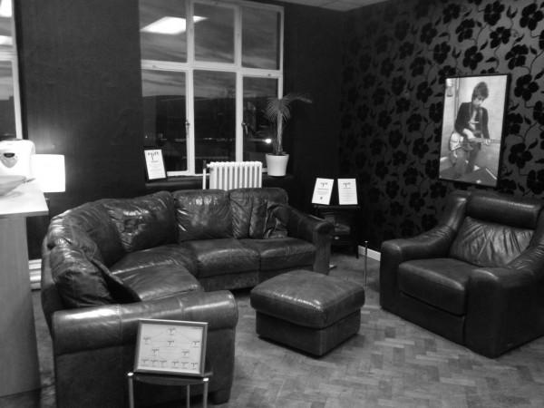 The Shift Studios - Recording Studios - Lancashire -Communal Area
