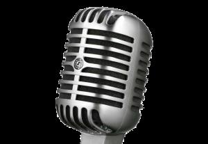 The Shift Studios - Shure 55s Vintage Microphone - Elvis Mic